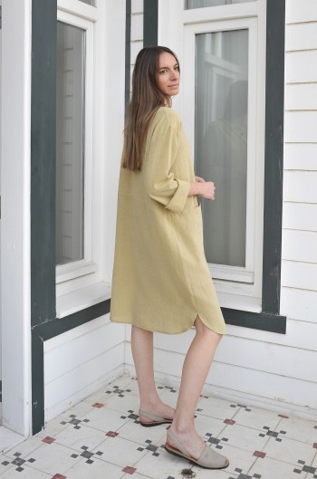 Olive Sile Tunic Dress
