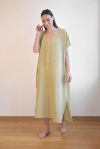 Olive Sile Basic Dress