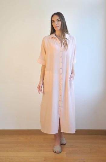 Blush SILE SHIRT DRESS