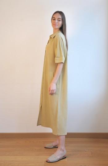 Olive SILE SHIRT DRESS
