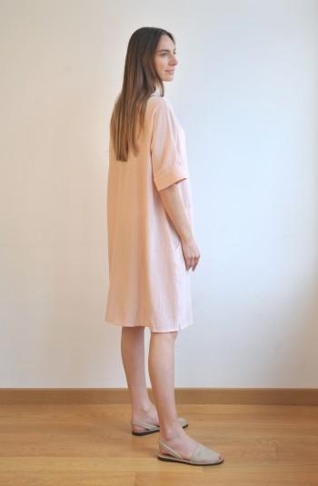Blush SILE MINI SHIRT DRESS