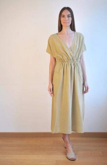 Olive SILE COLUMN DRESS