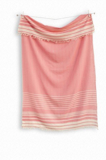 Pink Helen Turkish Towel