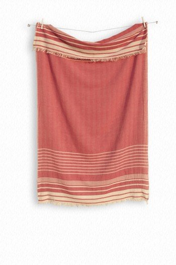 Red Helen Turkish Towel