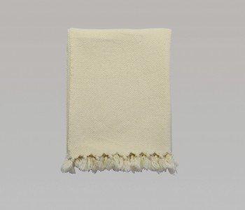 Pamukkale Bath Towel - Natural