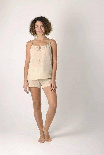 Linen Sile Short