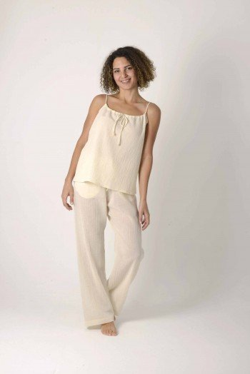 Natural Sile Cami