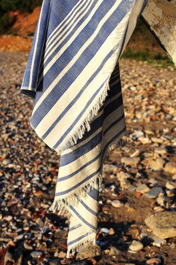 Marine Helen Turkish Towel