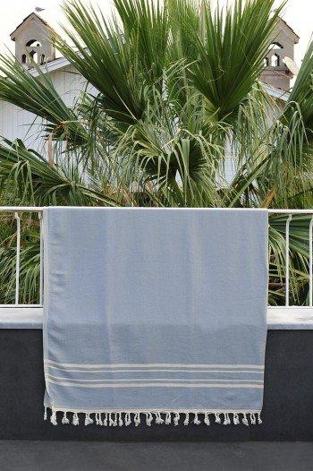 Blue Basic Blanket