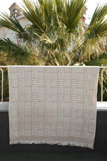 Linen Ani Blanket