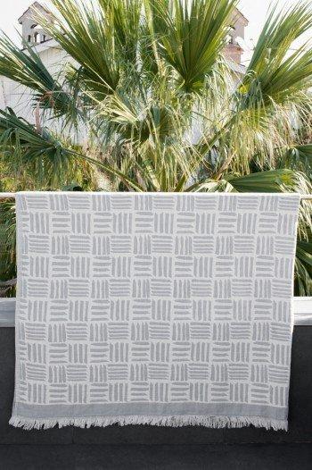 Grey Ani Blanket