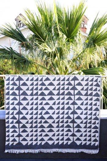 Black Milet Blanket