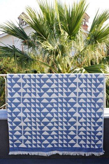 Marine Milet Blanket