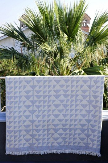 Blue Milet Blanket