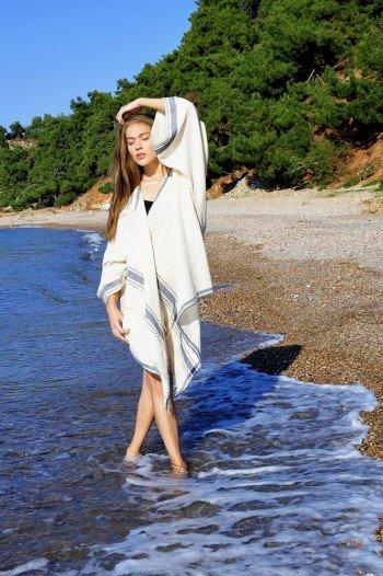 Natural Cunda Kimono