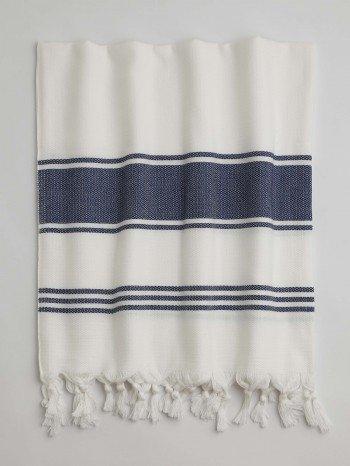 White-Marine Assos Turkish Towel
