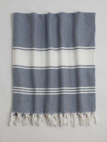 Jeans Blue-White Assos Turkish Towel