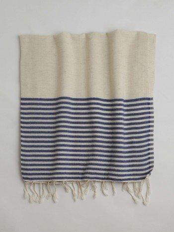 Marine Knidos Turkish Towel