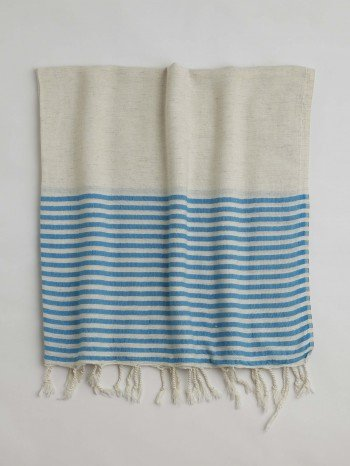 Turquoise Knidos Turkish Towel