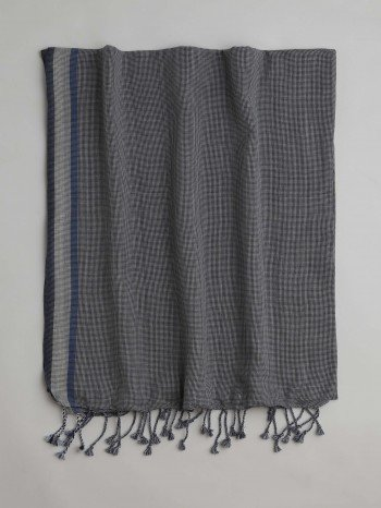 Grey Ayvalik Turkish Towel