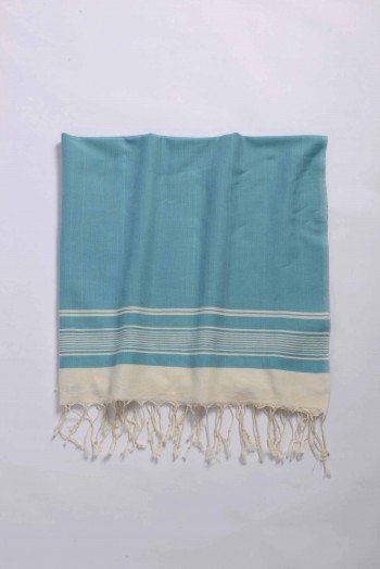 Turquoise Olympos Turkish Towel