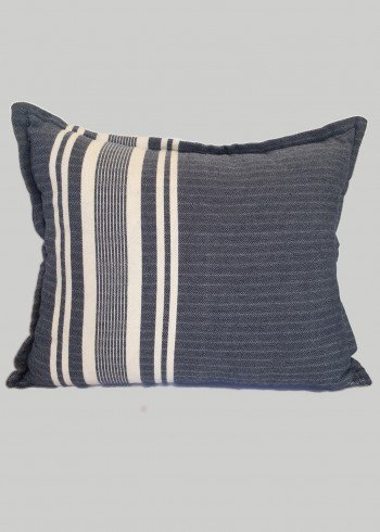 Marine Stripe Pillow Cover