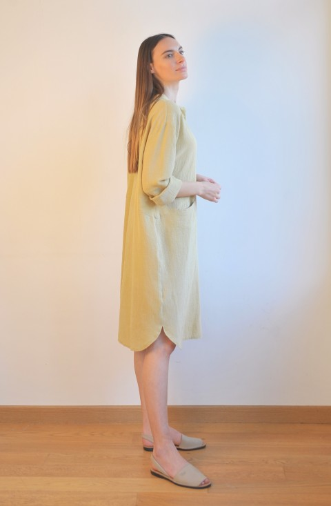 Olive Sile Tunic Dress