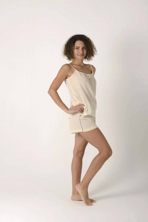 Natural Sile Short