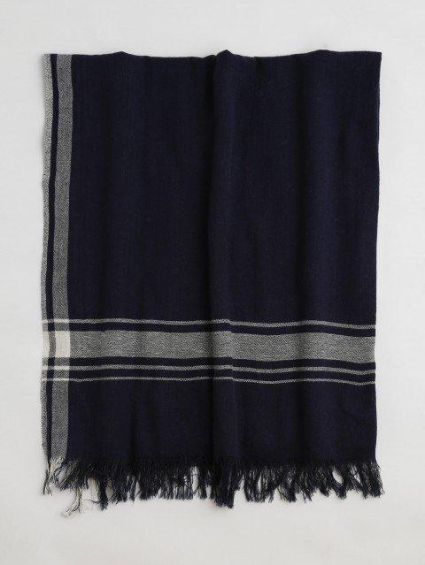 Dark Navy Cunda Turkish Towel
