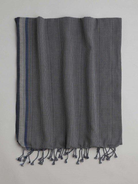 Grey Ayvalik Turkish Towel